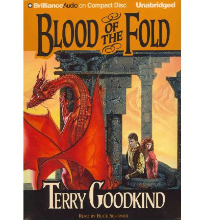 Blood of the Fold by Terry Goodkind Audio Book CD