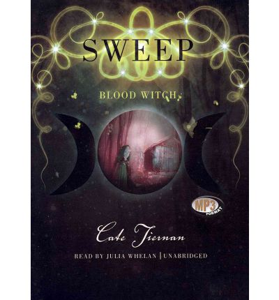 Blood Witch by Cate Tiernan AudioBook Mp3-CD