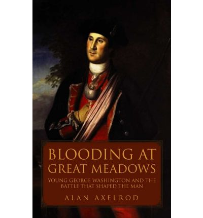 Blooding at Great Meadows by Alan Axelrod Audio Book CD