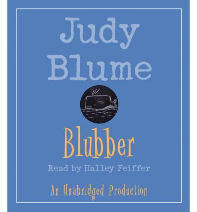 Blubber by Judy Blume AudioBook CD