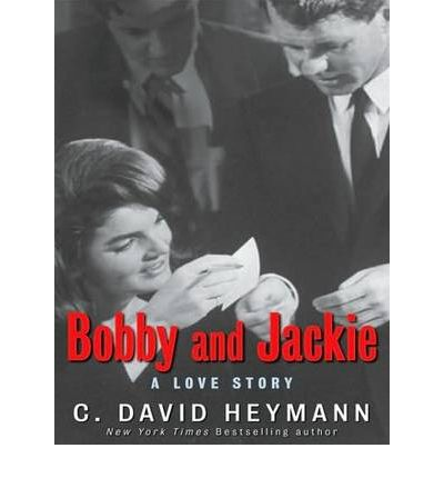 Bobby and Jackie by C. David Heymann Audio Book Mp3-CD