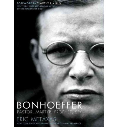 Bonhoeffer by Eric Metaxas Audio Book CD