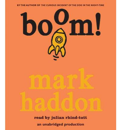Boom! by Mark Haddon AudioBook CD