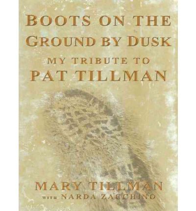Boots on the Ground by Dusk by Mary Tillman AudioBook CD