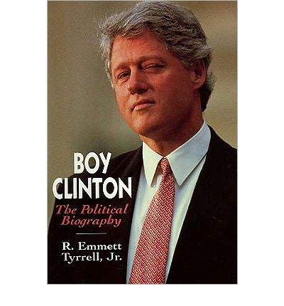 Boy Clinton by R Emmett Tyrrell, Jr. Audio Book Mp3-CD