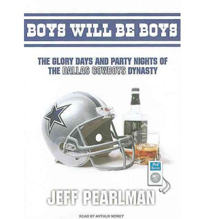 Boys Will Be Boys by Jeff Pearlman Audio Book Mp3-CD