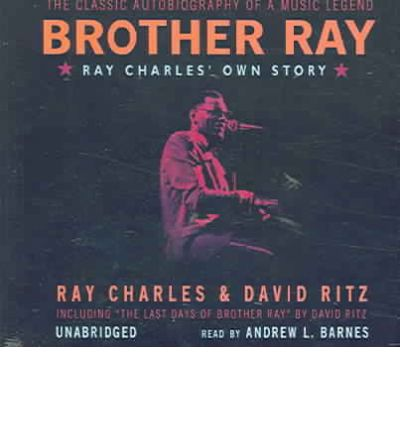Brother Ray by Ray Charles Audio Book CD