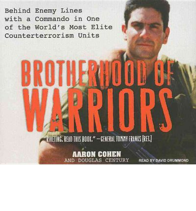Brotherhood of Warriors by Aaron Cohen AudioBook CD