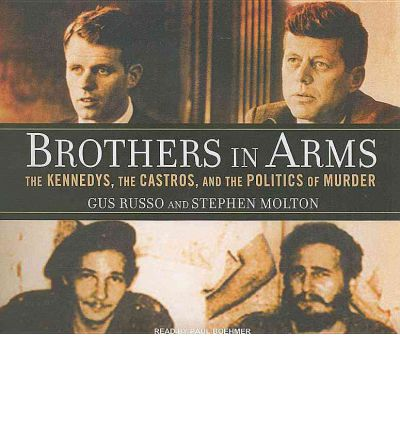 Brothers in Arms by Gus Russo AudioBook CD