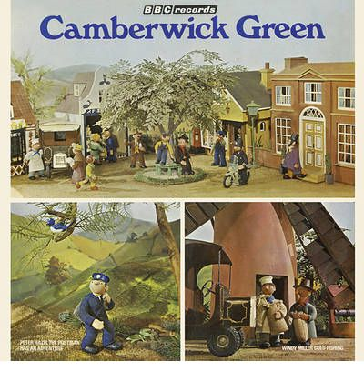 Camberwick Green by  AudioBook CD