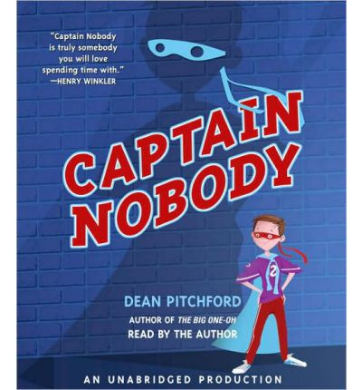 Captain Nobody by Dean Pitchford AudioBook CD