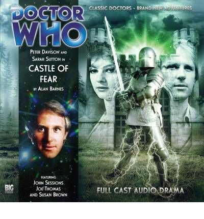 Castle of Fear by Alan Barnes AudioBook CD
