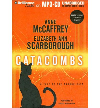 Catacombs by Anne McCaffrey Audio Book Mp3-CD