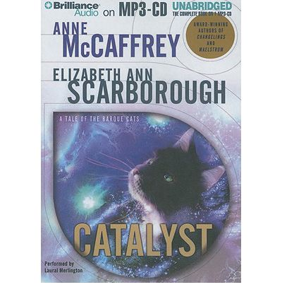 Catalyst by Anne McCaffrey Audio Book Mp3-CD