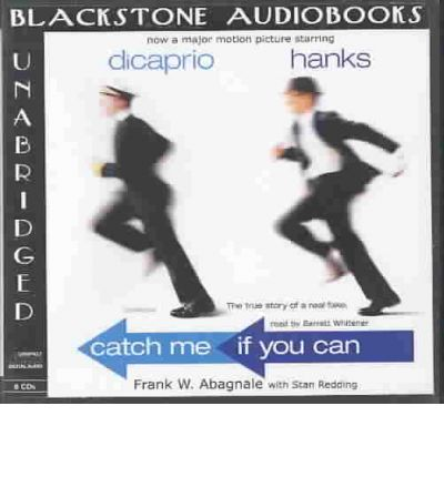 Catch Me If You Can by Frank W Abagnale AudioBook CD