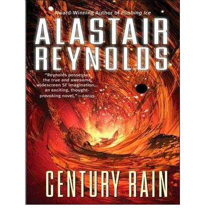 Century Rain by Alastair Reynolds AudioBook CD