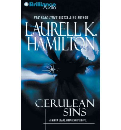 Cerulean Sins by Laurell K Hamilton Audio Book CD