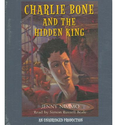 Charlie Bone and the Hidden King by Jenny Nimmo Audio Book CD