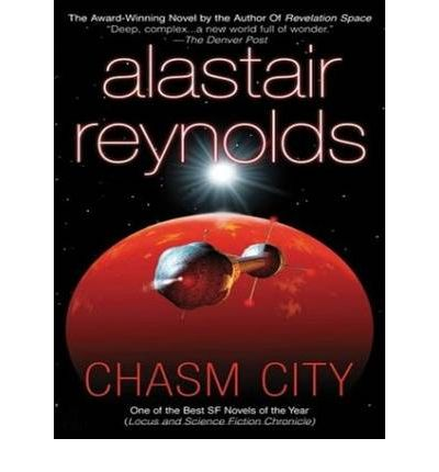 Chasm City by Alastair Reynolds AudioBook CD