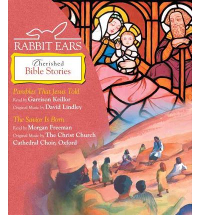 Cherished Bible Stories by Rabbit Ears Audio Book CD