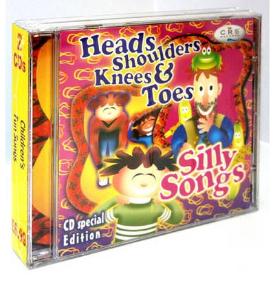 Children's Fun Songs by  AudioBook CD