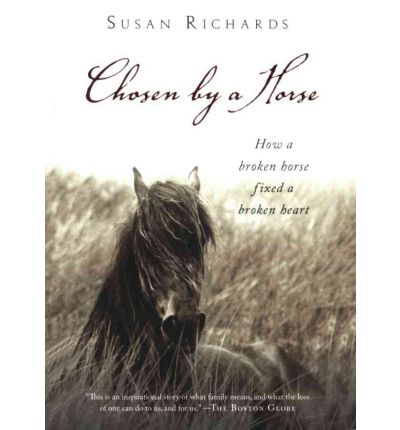 Chosen by a Horse by Susan Richards AudioBook CD