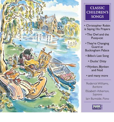 Classic Children's Songs by Roderick Williams Audio Book CD