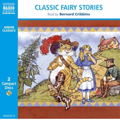 Classic Fairy Stories by Bernard Cribbins Audio Book CD