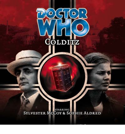 Colditz by Steve Lyons Audio Book CD