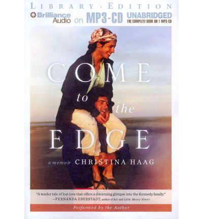 Come to the Edge by Christina Haag AudioBook Mp3-CD