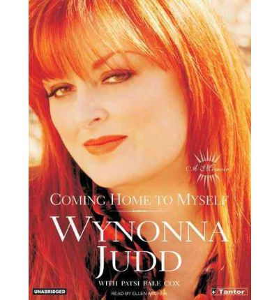 Coming Home to Myself by Wynonna Judd AudioBook Mp3-CD
