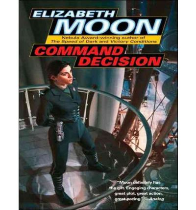 Command Decision by Elizabeth Moon AudioBook Mp3-CD