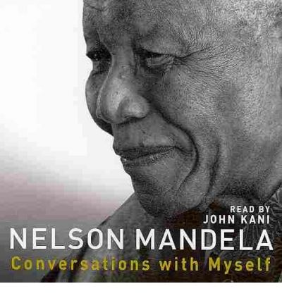 Conversations with Myself by Nelson Mandela AudioBook CD