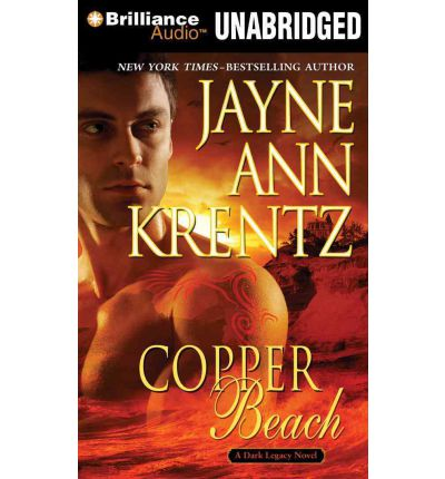 Copper Beach by Jayne Ann Krentz AudioBook Mp3-CD