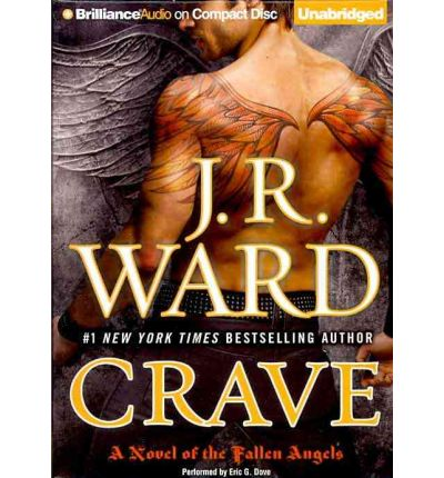 Crave by J R Ward AudioBook CD