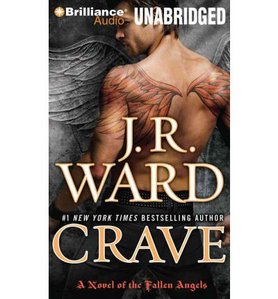 Crave by J R Ward Audio Book Mp3-CD