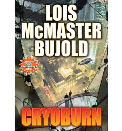 Cryoburn by Lois McMaster Bujold Audio Book CD