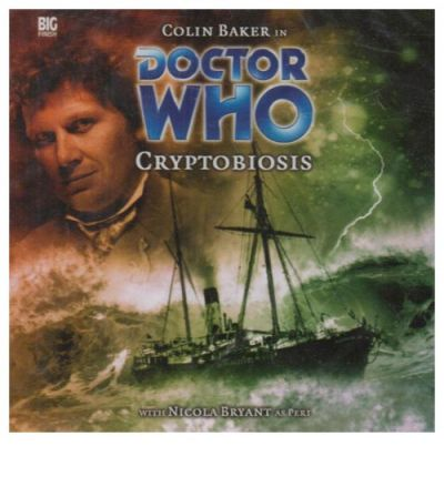 Cryptobiosis by E Thorpe AudioBook CD