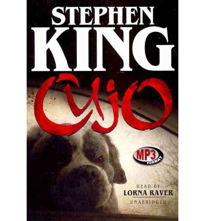 Cujo by Stephen King Audio Book Mp3-CD - The House of Oojah ...