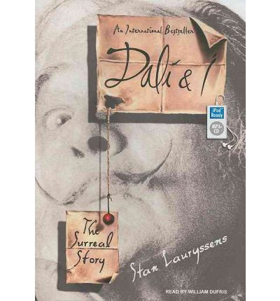 Dali and I by Stan Lauryssens Audio Book Mp3-CD