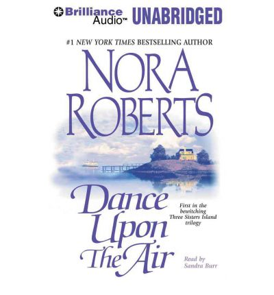 Dance Upon the Air by Nora Roberts AudioBook CD