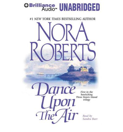 Dance Upon the Air by Nora Roberts AudioBook Mp3-CD