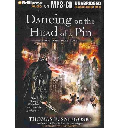 Dancing on the Head of a Pin by Thomas E Sniegoski Audio Book Mp3-CD