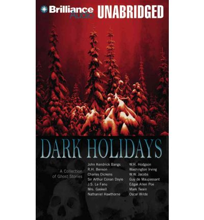 Dark Holidays by Various Audio Book CD