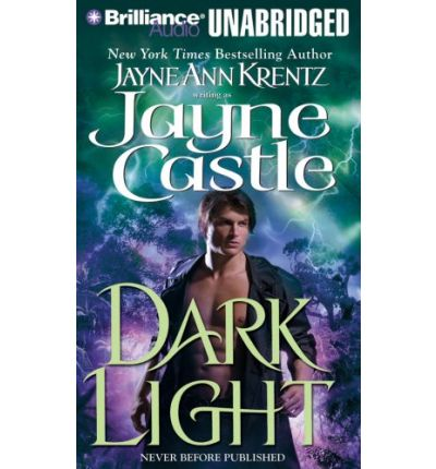 Dark Light by Jayne Castle Audio Book Mp3-CD