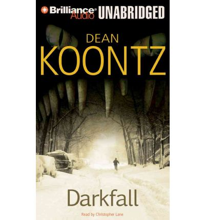 Darkfall by Dean R Koontz AudioBook CD