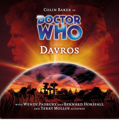 Davros by Lance Parkin AudioBook CD