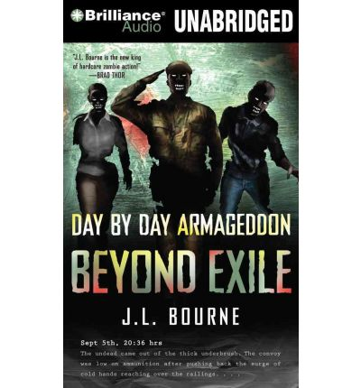 Day by Day Armageddon by J L Bourne AudioBook CD