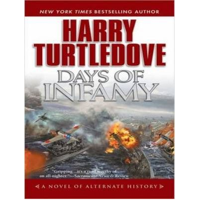 Days of Infamy by Harry Turtledove Audio Book CD