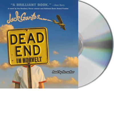 Dead End in Norvelt by Jack Gantos AudioBook CD
